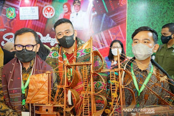 Wali kota: libatkan masyarakat di pembangunan Kota Medan