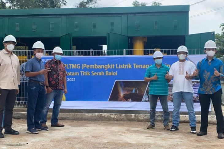 Dukung sektor kelistrikan, PGN rampungkan kebutuhan gas PLTMG Baloi