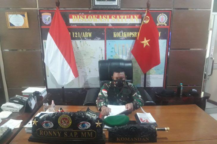 Danrem 121/Abw : TNI ikut aktif memulihkan ekonomi