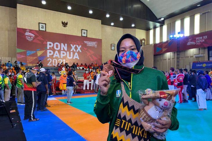Mahasiswa Untag Surabaya sumbang medali untuk Jatim pada PON XX Papua