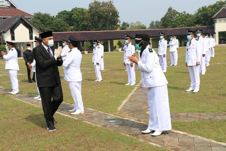 Bupati Tangerang lantik 77 kepala desa terpilih