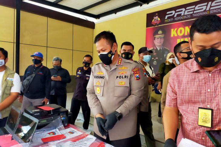 Polisi dalami kasus penganiyaan terhadap santri di Sidoarjo