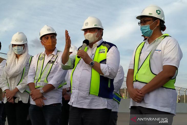 Menko Airlangga: Pembelian tiket World Superbike mulai 18 Oktober