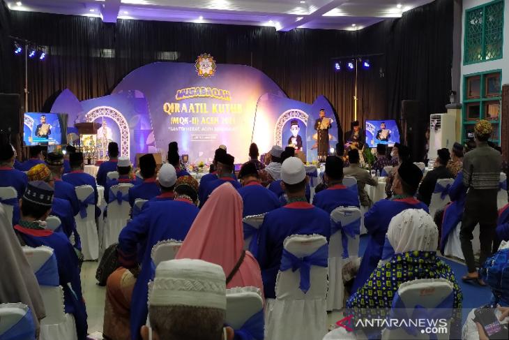 380 santri se Aceh ikuti perlombaan membaca dan telaah kitab kuning