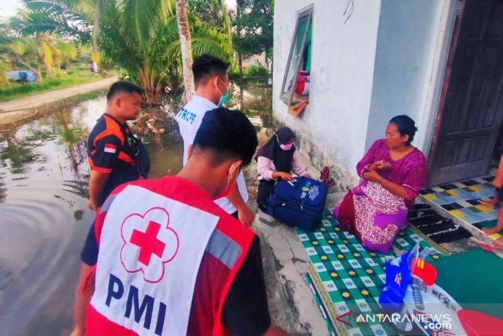 32 pengungsi banjir di Kabupaten Penajam kembali ke rumah
