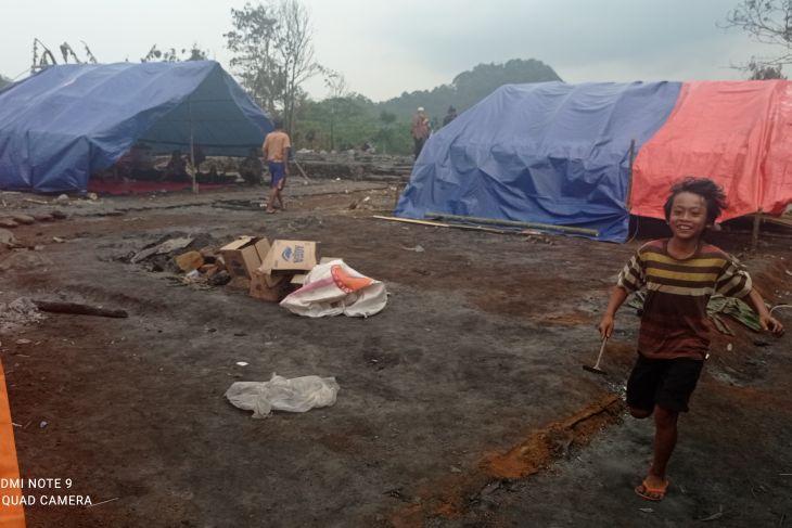 Warga Badui korban kebakaran harapkan bantuan rumah