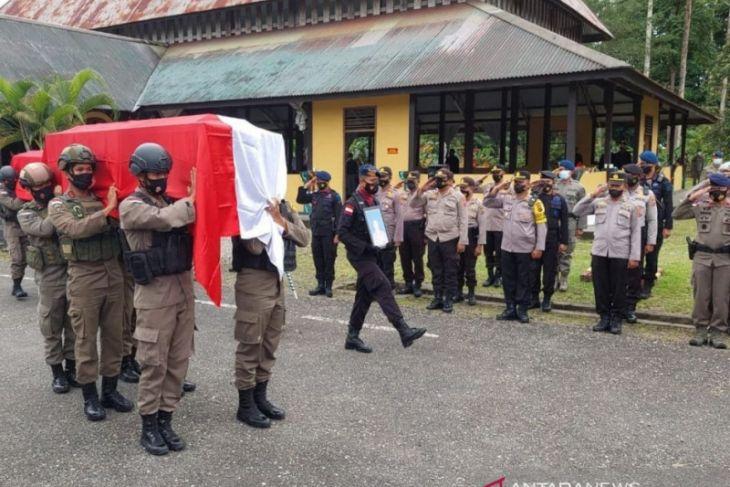 Dua anggota Brimob tewas kecelakaan saat patroli