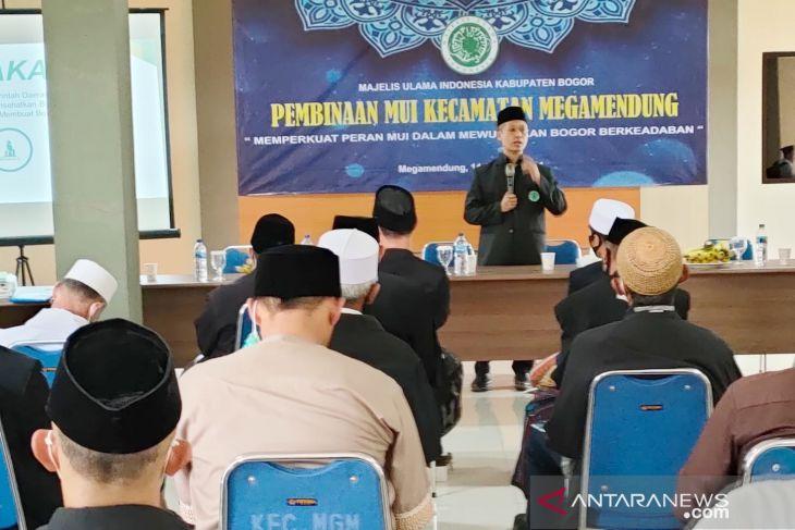 MUI Bogor bina ulama yang termakan hoaks soal vaksin COVID-19