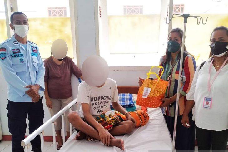 Komunitas Rumah Beta Maluku dukung ODHA yang ditahan di Lapas Ambon kepedulian sosial
