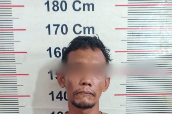 Polsek Besitang amankan pelaku pencurian di PT AFR