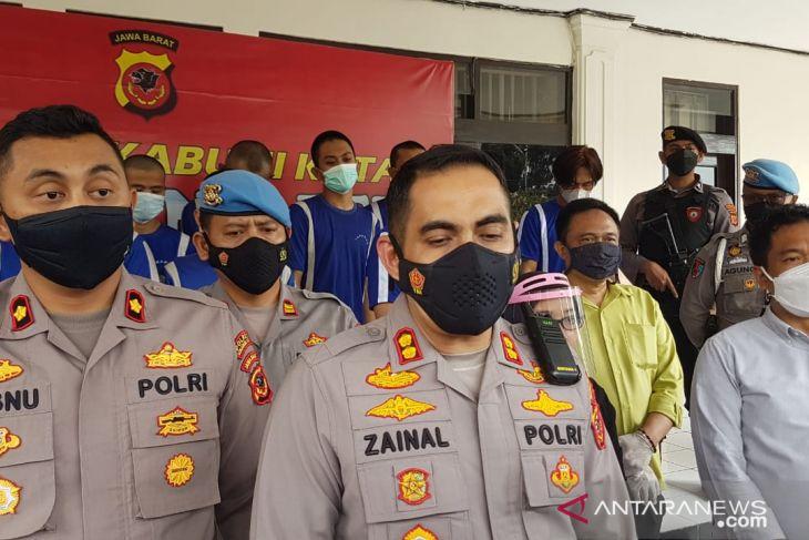 Terlibat jaringan peredaran narkoba oknum pegawai BUMN di Kota Sukabumi ditangkap