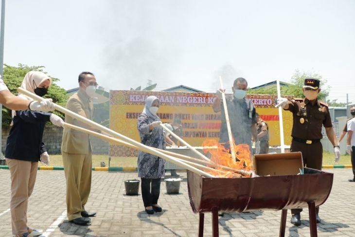 Wujudkan Zero Narkotika di Mojokerto, Wali Kota Ning Ita apresiasi seluruh pemangku kepentingan