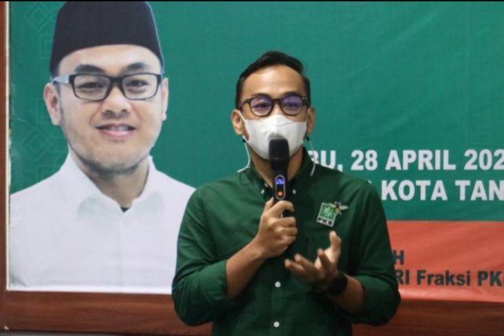 Anggota DPR Rano Alfath apresiasi langkah cepat polisi tangani kekerasan mahasiswa di Tangerang