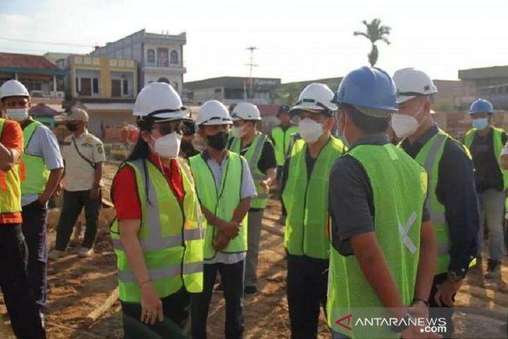 Perbaikan dua sekolah di Kota Singkawang manfaatkan dana PEN