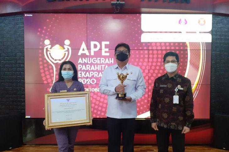Gianyar raih penghargaan APE dari Kementerian PPPA