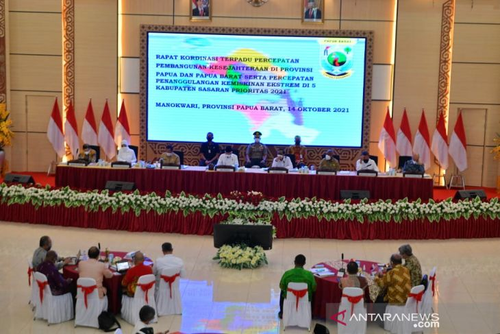 Amin expects indigenous people to benefit from Papua's development