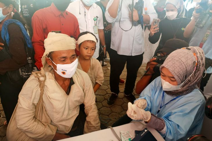 Culture Ministry supports COVID-19 vaccination for indigenous people