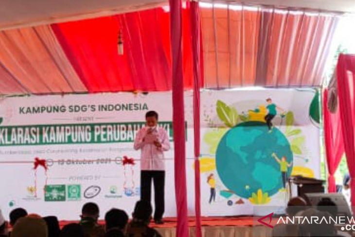 Kampung perubahan iklim di Jember dukung pencapaian SDGs