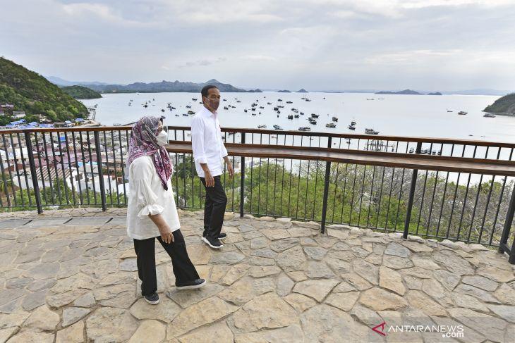 President Jokowi announces addition of several areas to Labuan Bajo