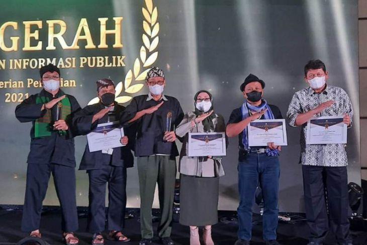 Bapeltan Jambi raih penghargaan PPID eselon III keterbukaan informasi publik Kementan