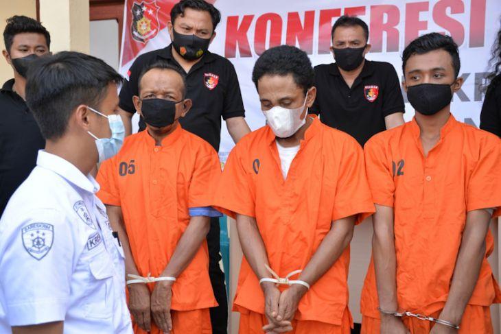Tiga pemuda perkosa tiga anak di Langsa