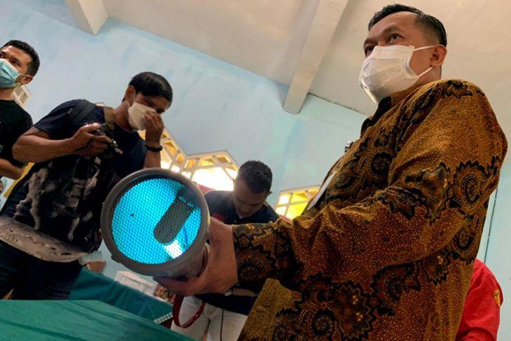 Antisipasi COVID-19, Kemenag-RS Islam Banjarnegara ciptakan tabung pembasmi virus