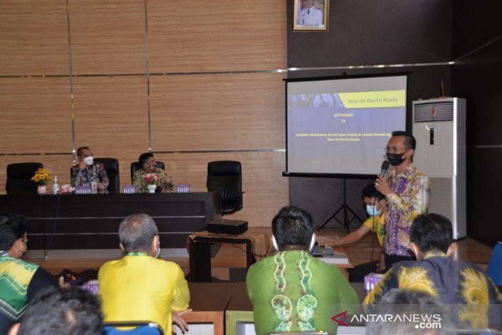 Committee closes registration for Tour de Barito Kuala