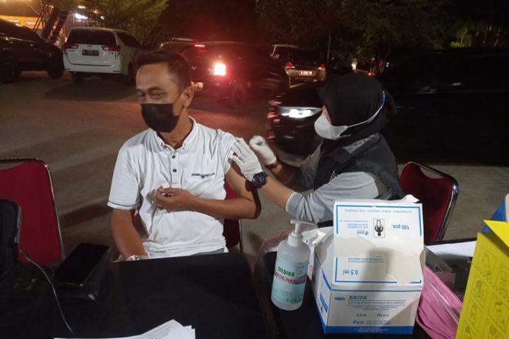 Polres Lhokseumawe sasar warung kopi percepat capaian vaksinasi
