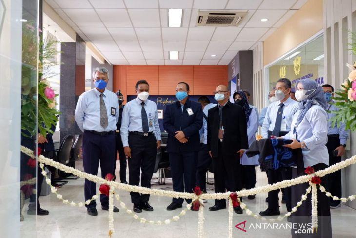 Kemenkeu Satellite Office kedua yang berlokasi di Kanwil DJBC Banten diresmikan