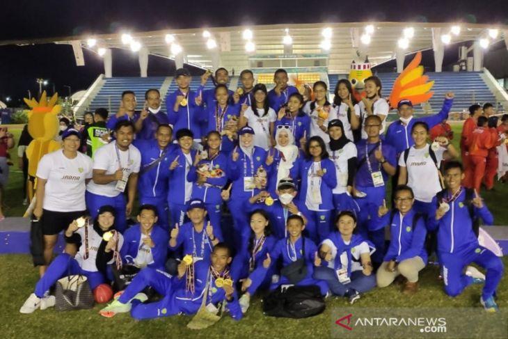 Jawa Barat juara umum PON Papua,