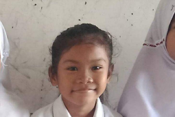 Jenazah bocah  perempuan yang diterkam buaya ditemukan