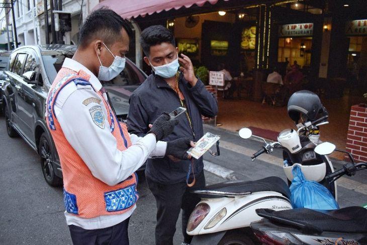 Tarif parkir di Medan tidak naik meski dikelola pihak ketiga
