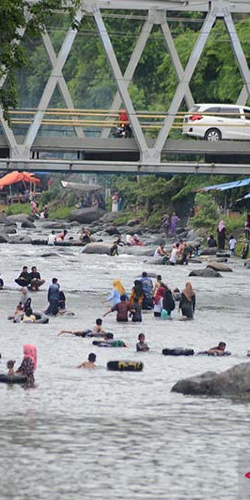 Wisata Bate Iliek Antara News Aceh