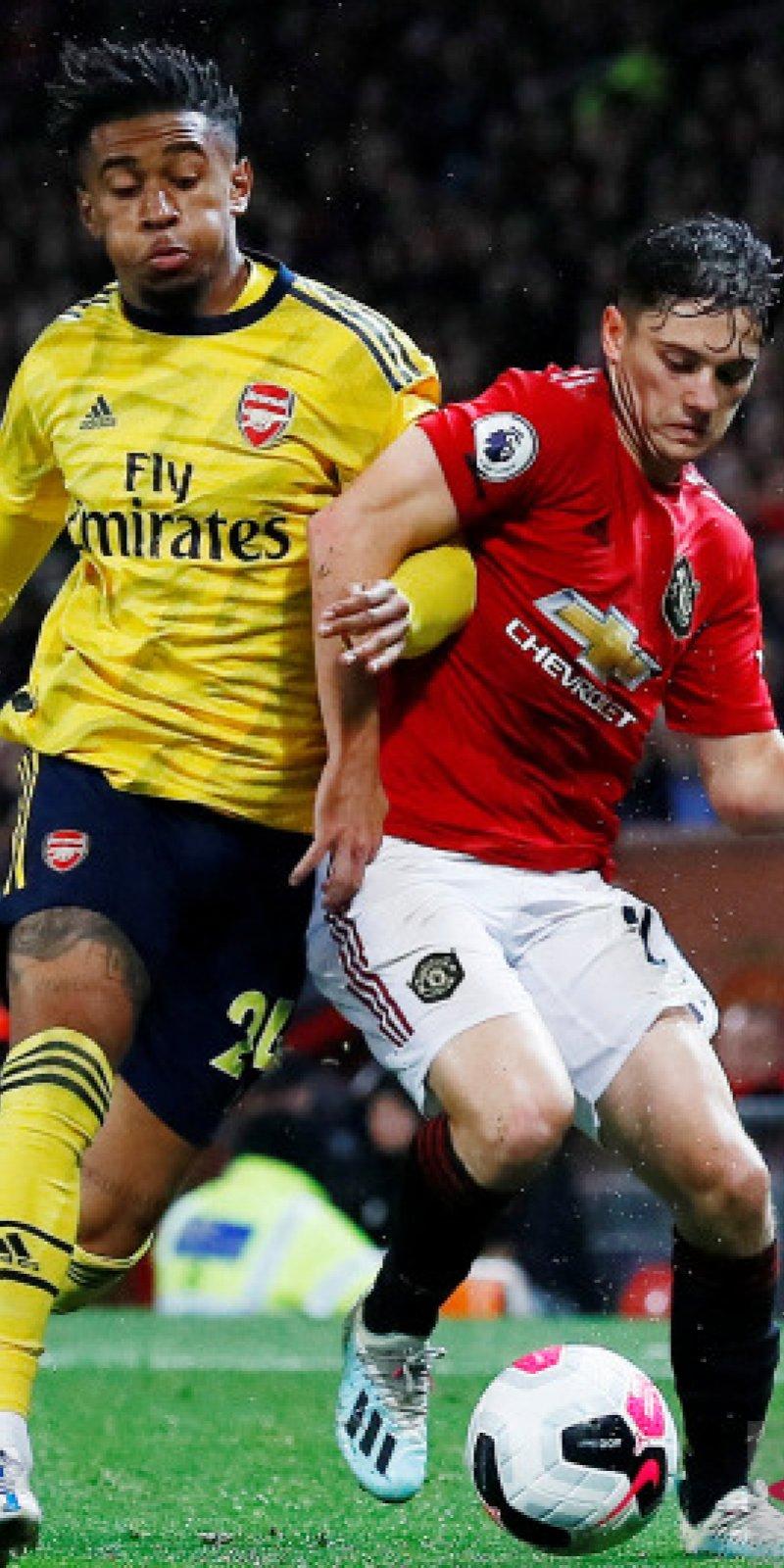 MU Vs Arsenal Berakhir Imbang 1 1 ANTARA News Jambi