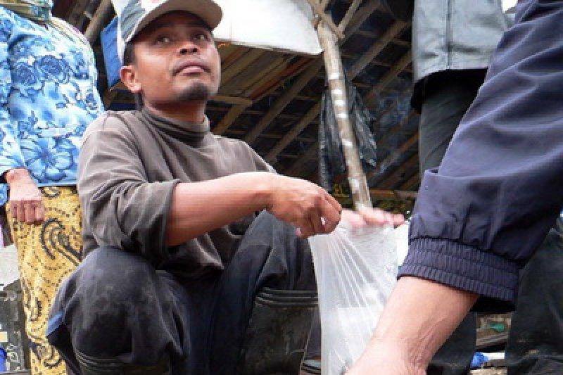 Pasar Ikan Dangkel Temanggung diusulkan dikelola BUMD