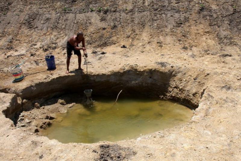 Kabupaten Lamongan rawan kekurangan air bersih akibat kemarau