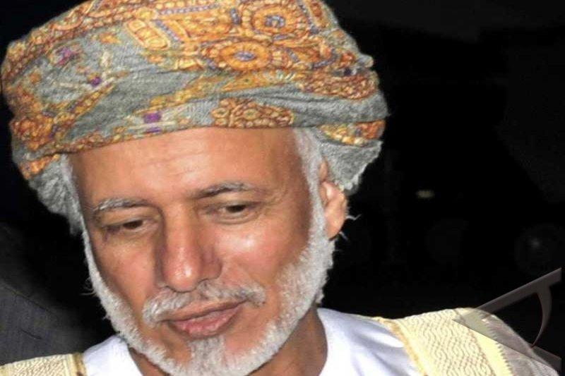 Sultan Oman wafat
