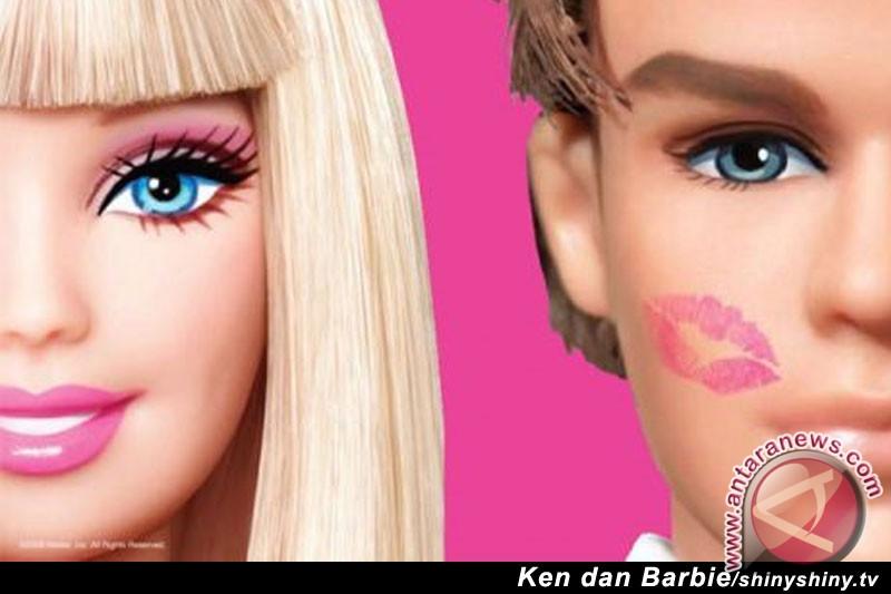 Cafe Tema Barbie Dibuka Di Taipei Antara News