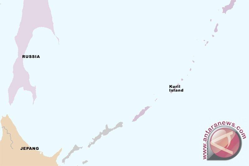 Kepulauan Kuril beberapa kali alami gempa dahsyat hingga magnitudo 9,0
