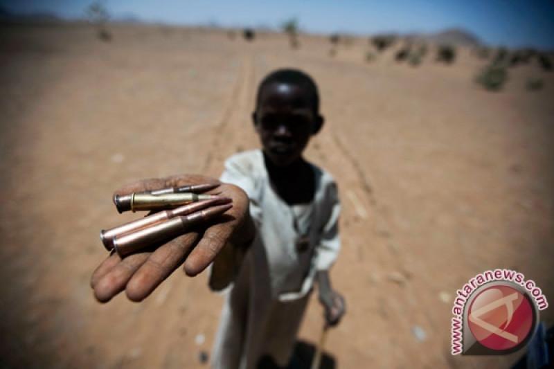 Bentrok antarsuku tewaskan 40 orang, Sudan nyatakan darurat