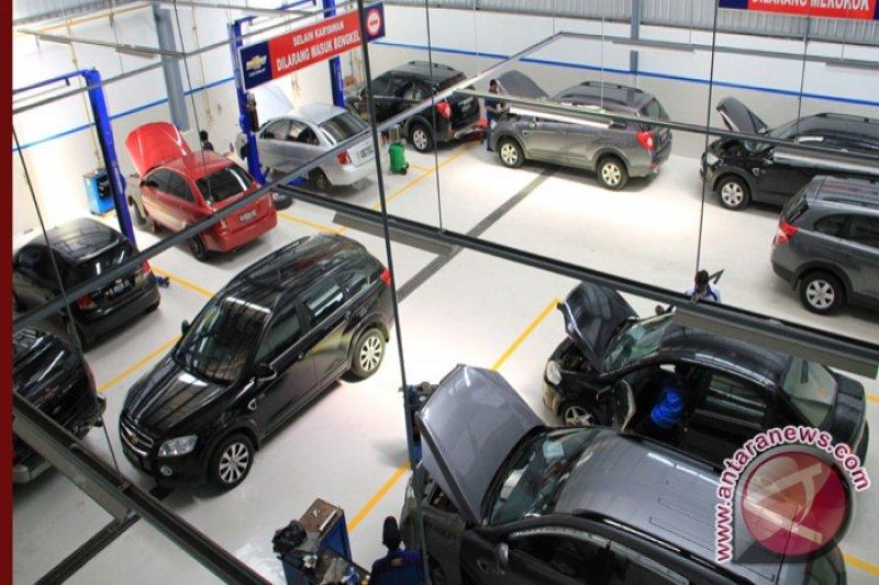 Pada Juli, penjualan mobil naik tajam hingga 100,3 persen