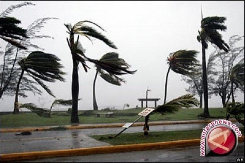 Angin kencang tak pengaruhi aktivitas penerbangan Sulawesi Utara
