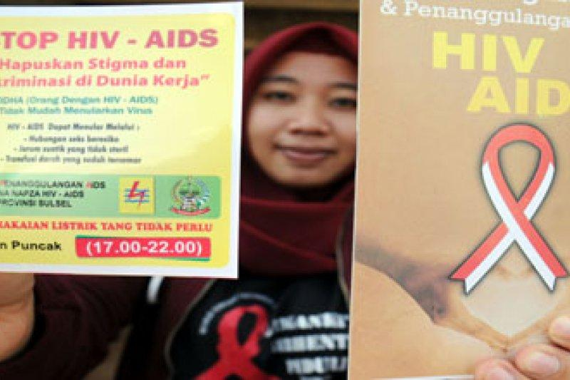 HARI HIV AIDS