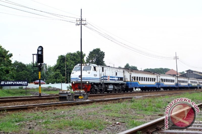 Daop VI Yogyakarta tangkap pencuri kabel kereta