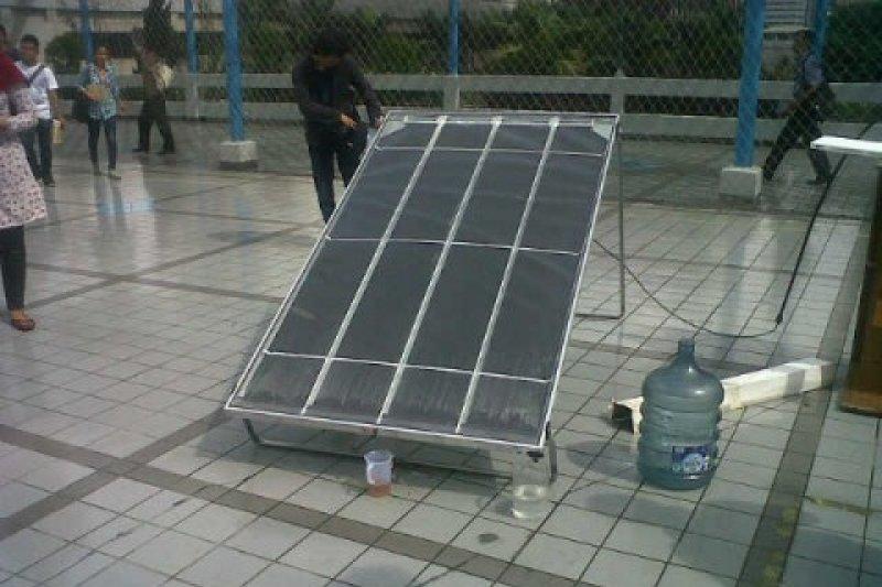 Atasi krisis air, Wagub Jateng minta desalinasi dikembangkan optimal