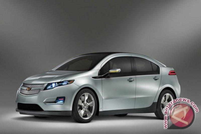 Chevrolet Volt kalahkan Toyota Prius dan Nissan Leaf