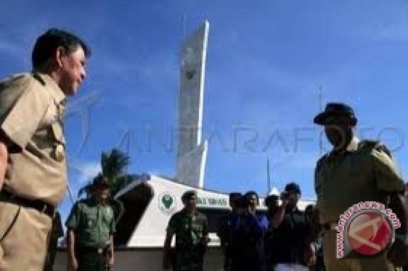 Gubernur Sulut tunjuk Gagola plt Bupati Talaud