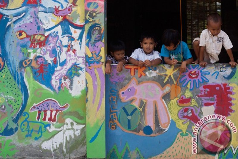Yogyakarta membuka Dapur Balita bantu penuhi gizi anak saat pandemi
