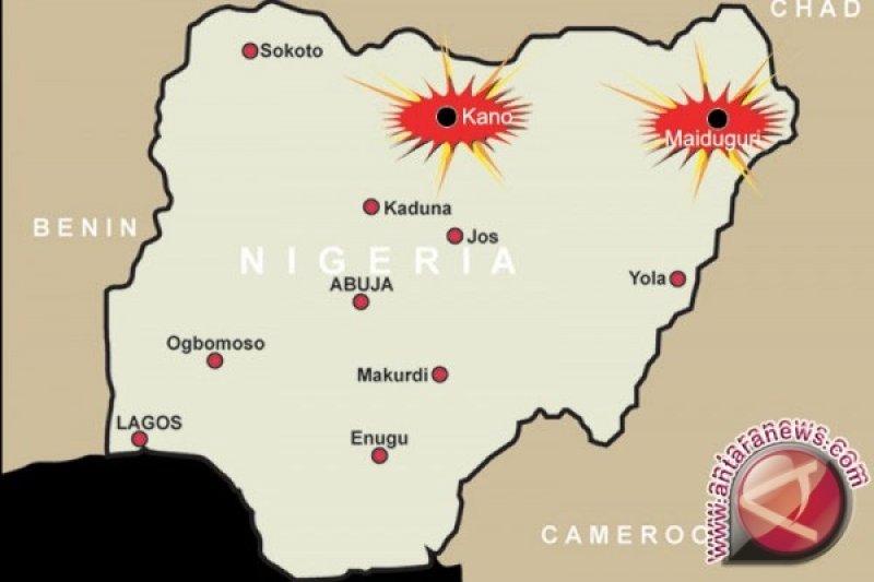 30 orang tewas akibat bom rakitan meledak di jembatan di Nigeria