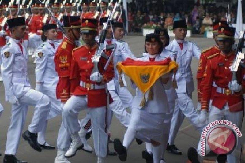 Masyarakat Lampung antusias sambut HUT RI